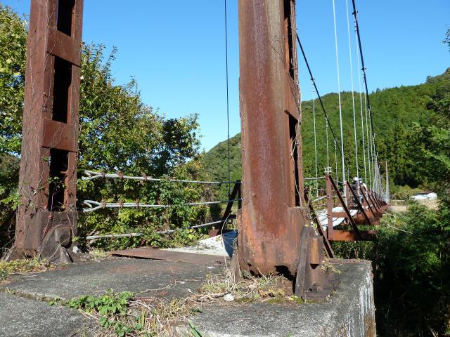 赤木の吊橋3