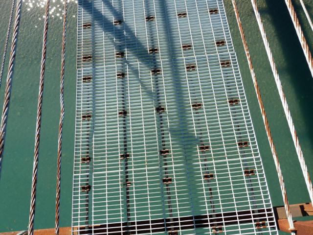 赤木の吊橋5