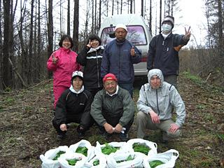 11 5/3 収穫