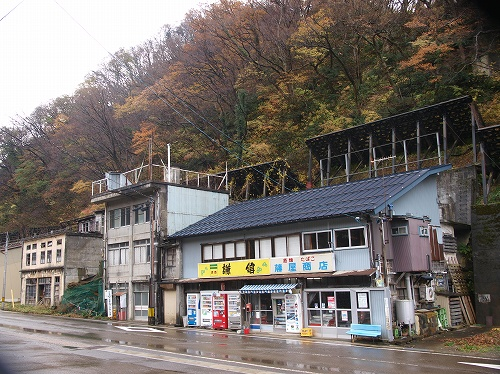 平岩駅前商店