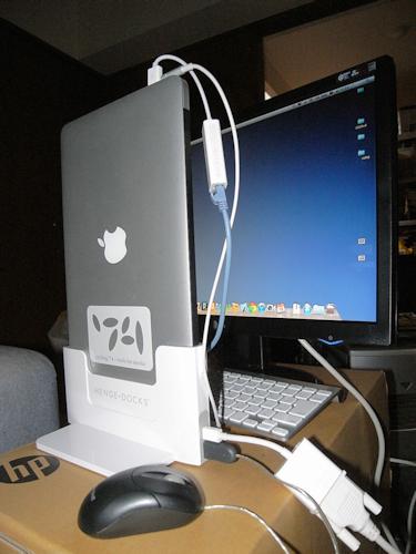 Henge Docks for MacBookAir11inch