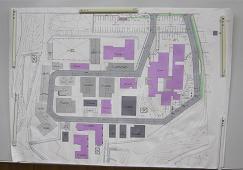 シェアー金沢の建設計画図