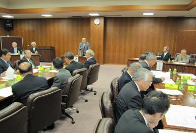 新年度金沢市公民館連合会総会