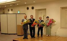 金田、松岡、北島、藤原さん 本当に有難うございました。
