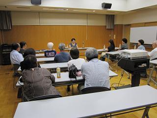 心打つお話しを頂きました。和田先生に感謝。