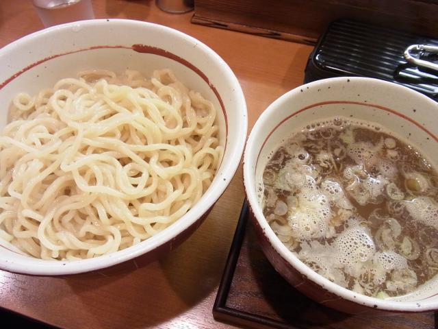 110209_麺屋えぐち_つけそば_750円