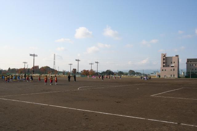サッカー教室 (4)