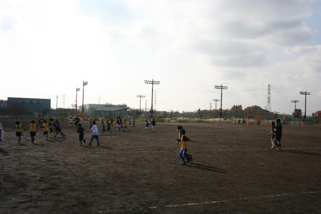 サッカー教室 (6)