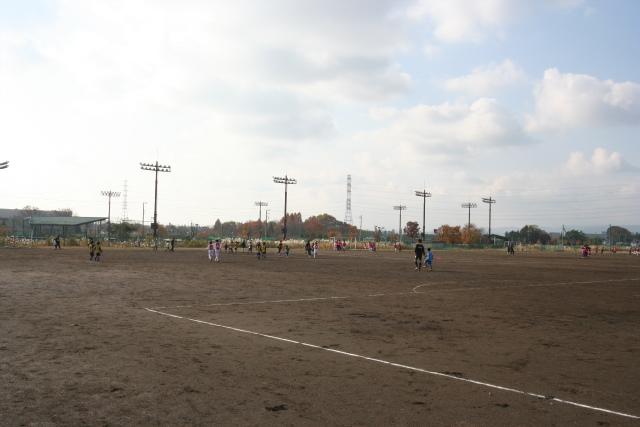 サッカー教室 (5)