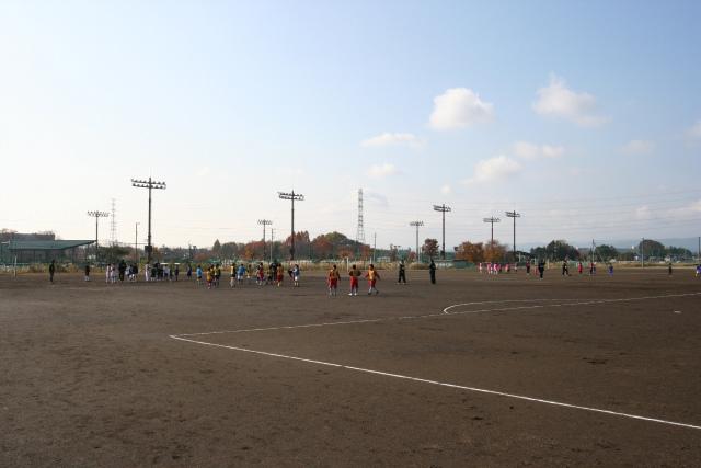 サッカー教室 (3)