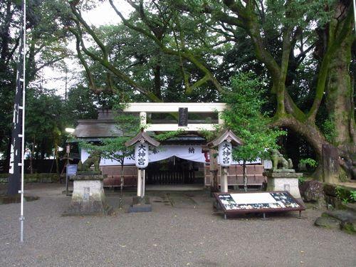 青井大神宮1