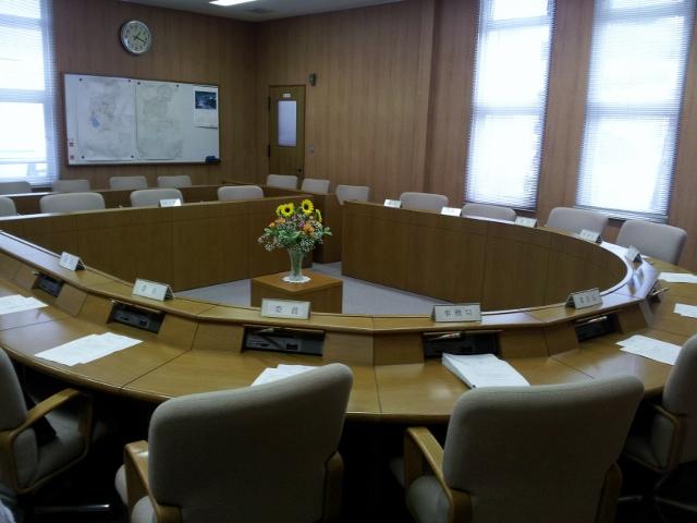 第一委員会室