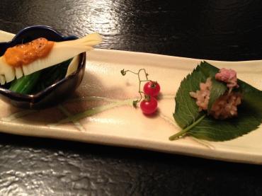 レストラン八景