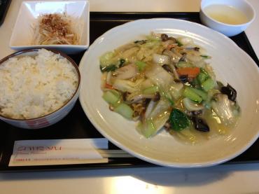 中華飯店 杏竜