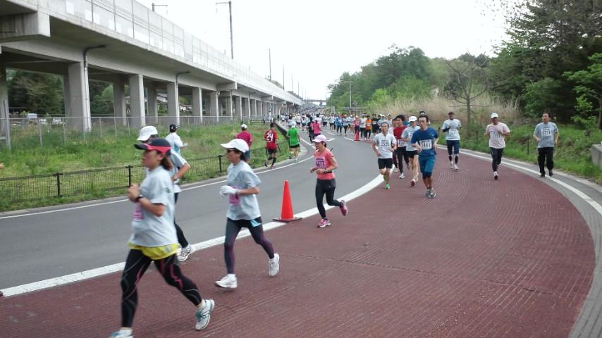 ハーフマラソン1