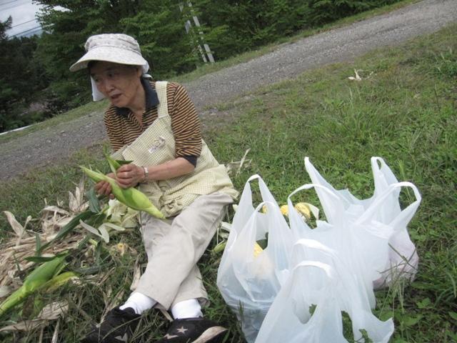 モコ様収穫祭10