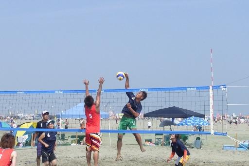 全日本4人制ミックスビーチバレーボール