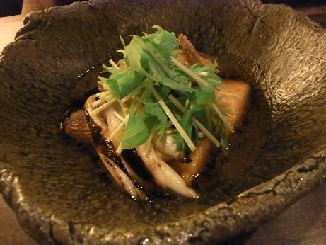 炙り鴨とねぎの揚げ出し豆腐