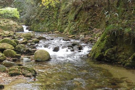 屏風岩や廻り淵