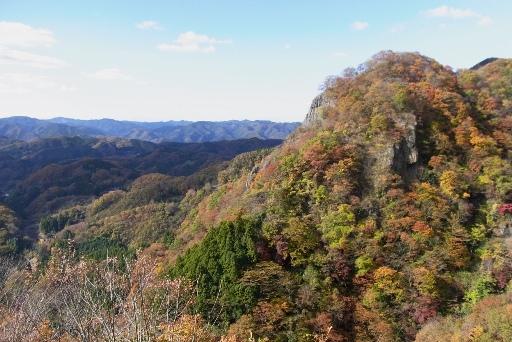 籠岩からの眺望