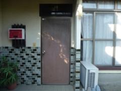 ドア 001