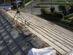 屋根葺き替え 005