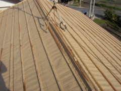 屋根葺き替え 035