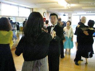 ダンスタイム 3 師匠の娘
