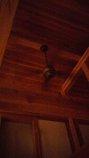 天井の空調