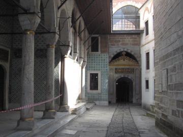 ハレム回廊