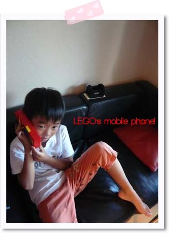 携帯レゴ3