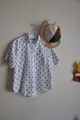 ドットシャツ3