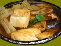 軍鶏すき鍋