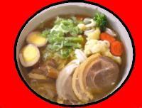 シーフード野菜ラーメン