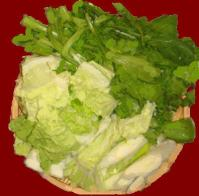 なべ用野菜