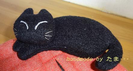 BOXティシュカバー 猫
