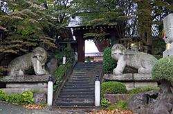 20121028東京都 善養寺①