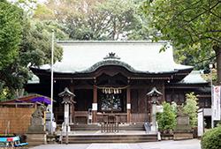 121028東京 玉川神社①