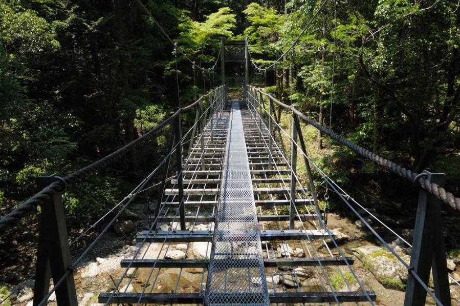 竜王権現の橋