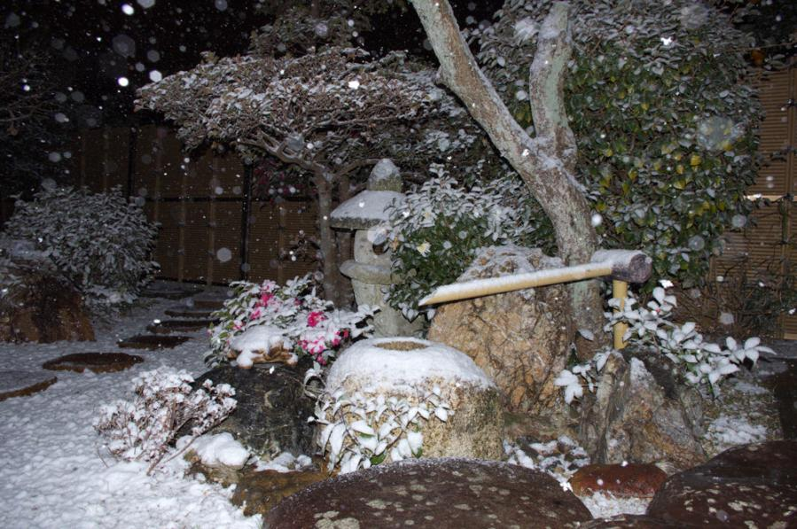 大雪の夜b