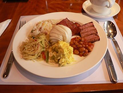 中国の朝食