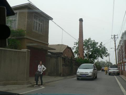 旧日本人街