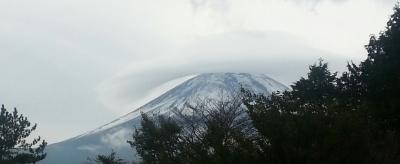 富士と雲①
