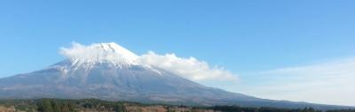 12月1日の富士山