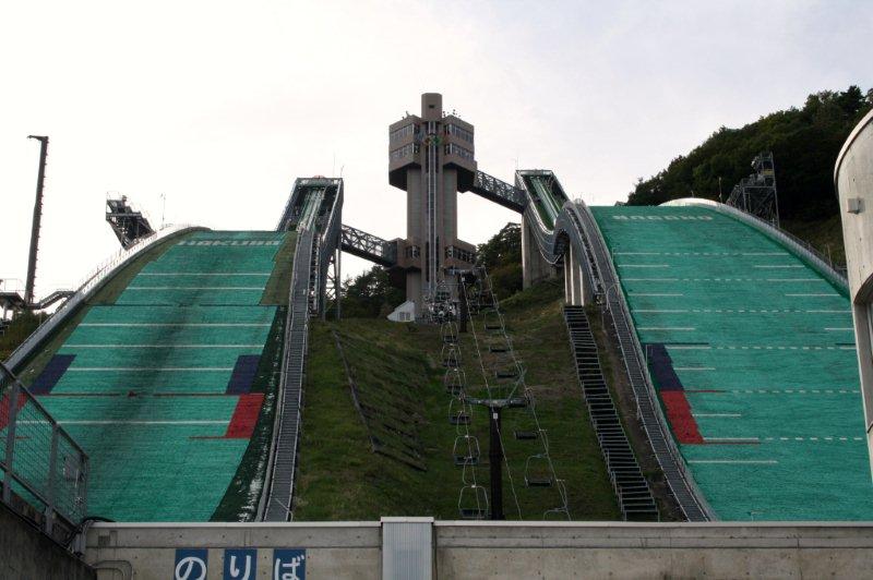 ジャンプ台 011