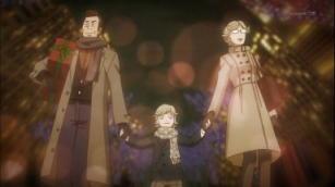 バーナビーと家族