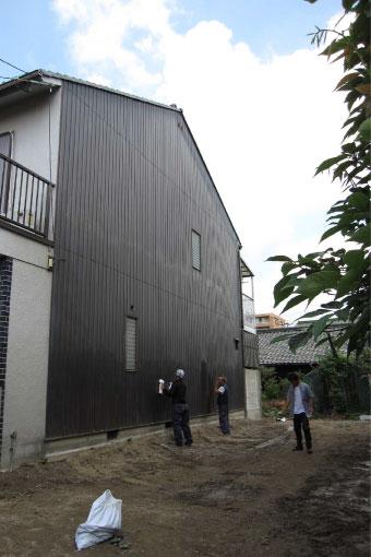 中川の家 解体完了