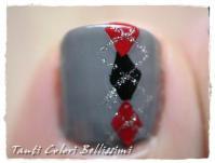 赤黒アーガイル2