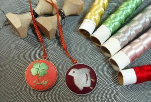 和の刺繍カフェ7月