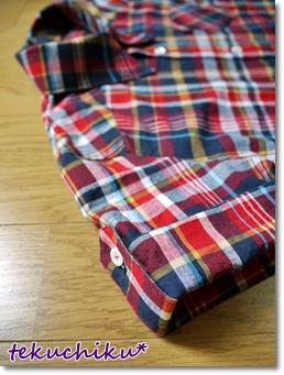 ウエスタンシャツ 半袖2